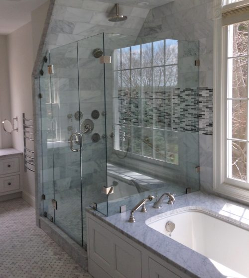 Shower Doors & Surrounds
